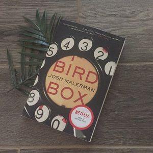 Bird Box Paperback Novel